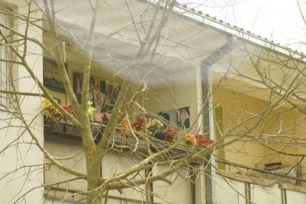 Jugo nostalgia na balkonie